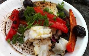 Horseradish Fish - 4 pers