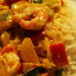 Prawns in Spicy Sauce – 45 min –