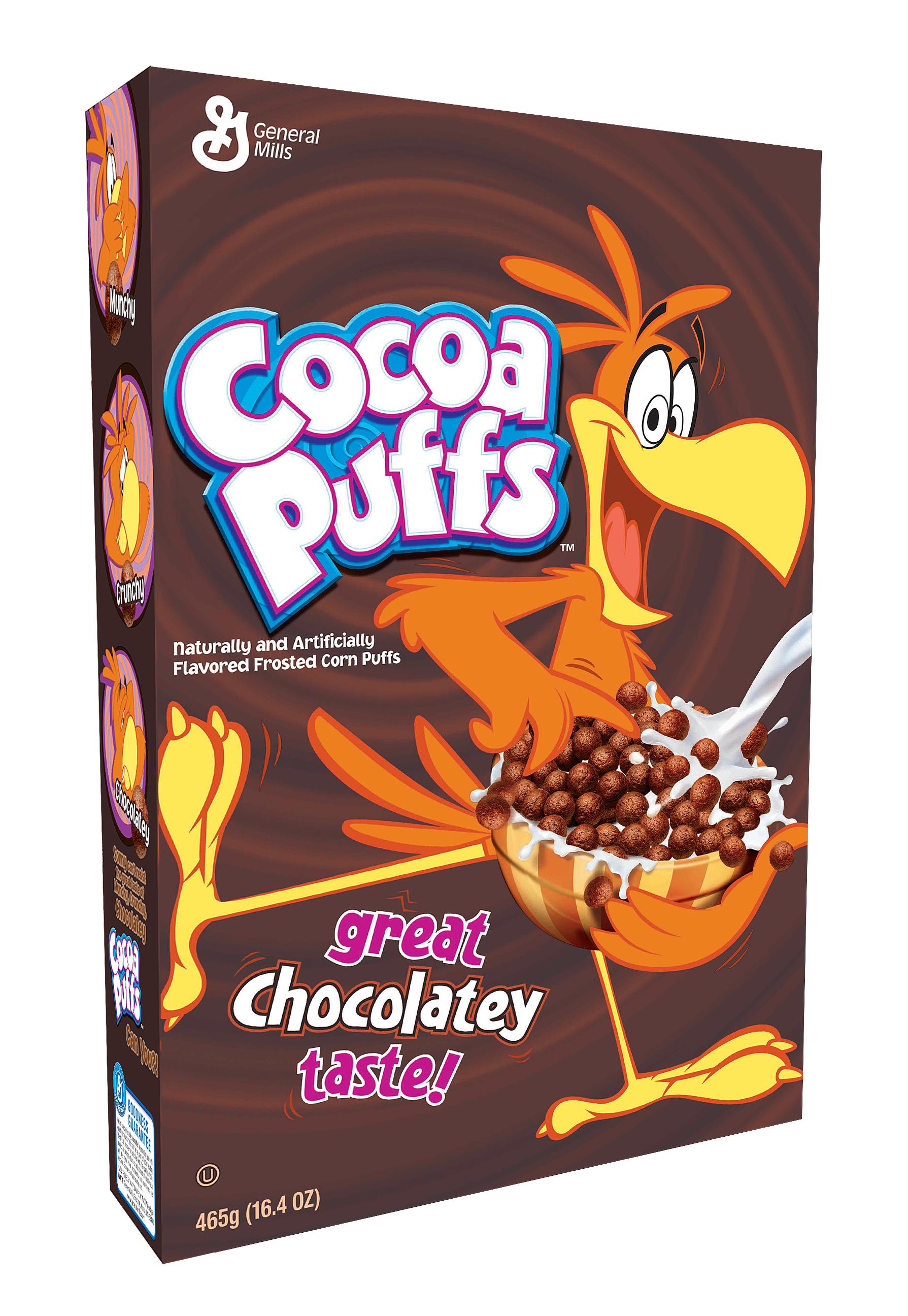 cocoa puffs sverige